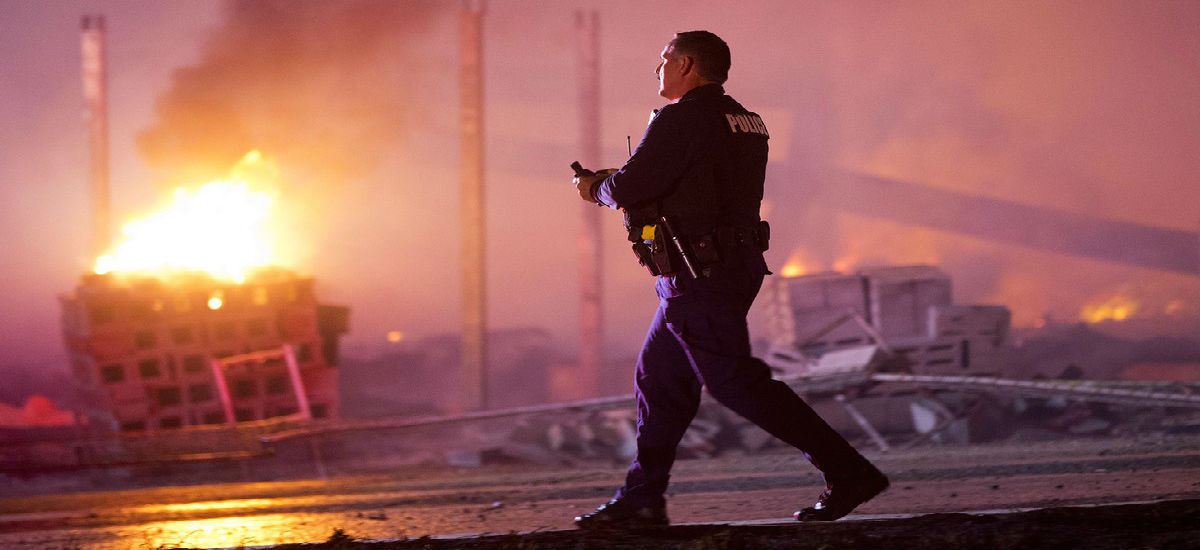 'God is going to have the last word': Among Baltimore riot chaos, hope stands in one reporter's incredible discovery