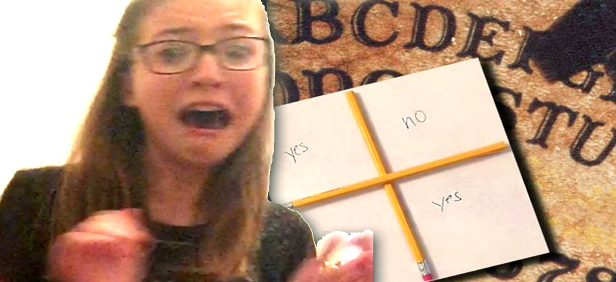 Catholic Priest warns participants of 'Charlie Charlie' Challenge summoning a demon is no joke
