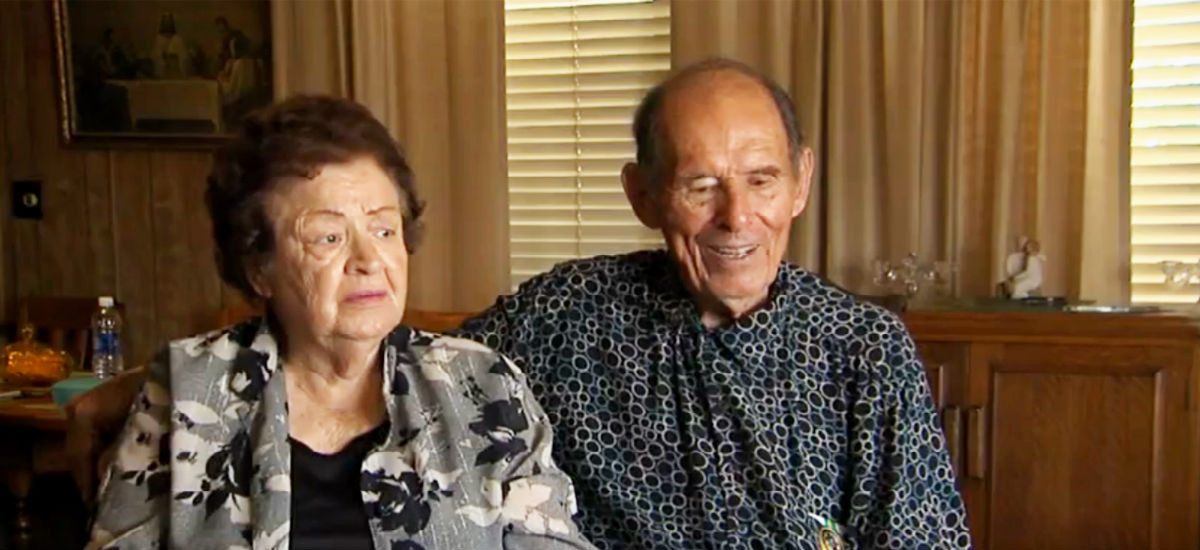 Congratulations pour in from all over the world for couple's 70th wedding anniversary