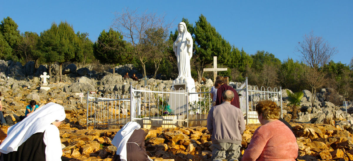 Medjugorje Marian apparitions ruled FALSE?