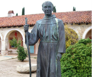 Serra to be canonized