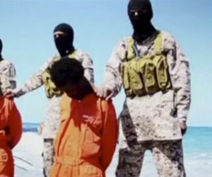 Diabolical new ISIS video