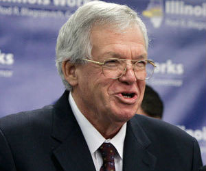 Dennis Hastert indicted