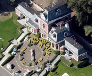 Neverland for sale