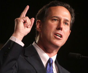 Rick Santorum in