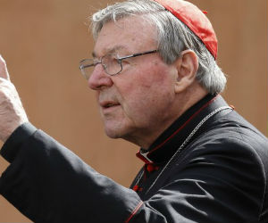 Cardinal Pell denounced