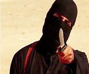 Jihadi John on the run