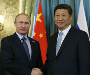 China joins Russia