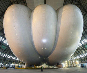 World's largest aircraft