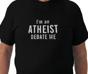 Catholics VS Atheists