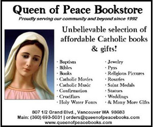Queen of Peace Bookstore