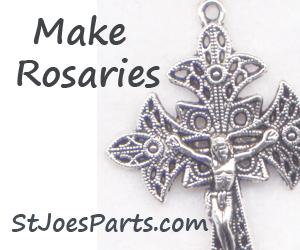 St Joseph's Rosary Parts Ad