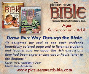 Picture Smart Bible Ad