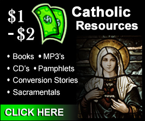 Catholic Society of Evangelists Ad
