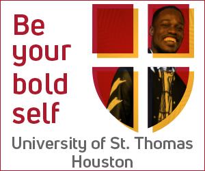 University of St. Thomas Houston Ad