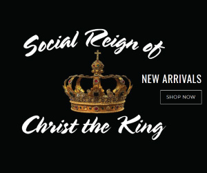 Social Reign of Christ the King Ad