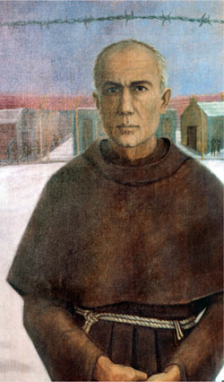 PATRON SAINTS COVER THE HEALTH SPECTRUM: A modern-day saint, Maximilian Kolbe, got his health-related patronage from the mode of his martyrdom.