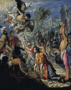 Octave of Christmas: Feast of St. Stephen the Protomartyr - Easter ...