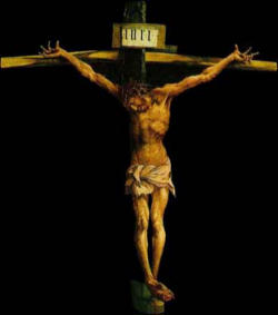 The crucifix calls people to a decision. a decision about the Lord Jesus Christ, who hung upon the Cross, becoming the salvation of the world. People must choose what to do about Him, whether to accept His death and, with it, the fullness of all that He revealed, or to reject Him.