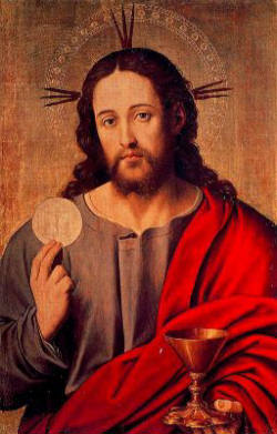 corpus christi essays on the church and the eucharist For the observance of the feast of corpus christi on sunday, pope francis said the eucharist helps us to remember everything that christ has done for us, in.