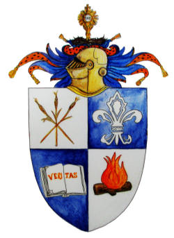 The Coat of Arms of the Knights of the Holy Eucharist.