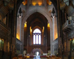 An Anglican Cathedral.