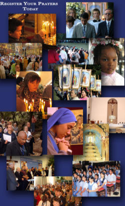 Worldwide Fatima Sanctity of Life Day participants will pray through the intercession of Our Lady of Fatima for an end to war, abortion, terrorism, genocide, child slavery, assisted suicide and all other instances where death is chosen as a solution to world problems.