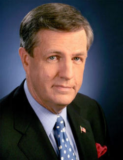 Brit's courage is an example to us all.  In a business so full of ill-mannered, dishonest and shameless glory-seekers, Brit Hume is the real deal:  a consummate professional and gentleman.  And even better, he is a genuine believer who is unafraid and unashamed to speak the name of Jesus Christ.