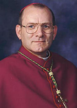 Bishop Robert Vasa.