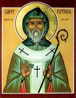 Image result for saint patrick vision