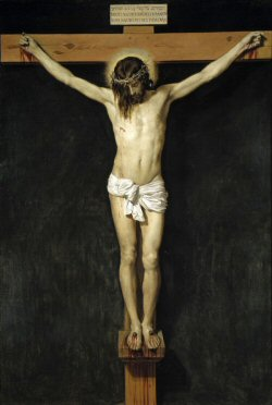 The most profound call to repentance is experienced as we go before the Cross this Lenten season, as we kneel there along with our Blessed Mother, as we gaze upon our loving Savior who gave entirely of himself for love of us-even though we are sinners.