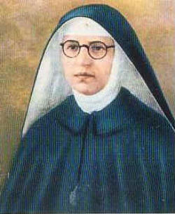 Mother Pierina (1890-1945), a mystic.