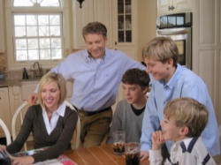 Dr. Rand Paul and Family.