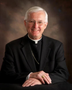 I ask that all the people of the Diocese of Davenport prayerfully reconsider any participation in the process or advocacy of ordaining women to Holy Orders. Such participation does not foster unity in the Church and jeopardizes the communion of the faithful with each other and with God. On my part, I will continue to pray for unity throughout the Church and for those people who struggle with this issue.