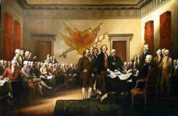 No matter how diverse the American founders were in their religious convictions they all affirmed the truths this Declaration proclaimed and recognized that the unalienable rights which flowed from them were given not by civil government but endowed by the Creator.