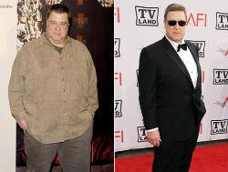 Actor John Goodman Loses More Than 100 Pounds Celebrity