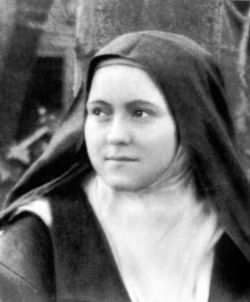 St. Theresa died on September 30, 1897. As a result of her sanctity and the many miracles which were accounted to her intercession, the cause for her canonization was introduced only seventeen years later.