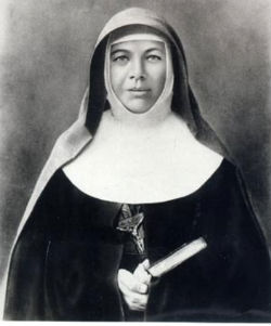 Mary MacKillop co-founded the Sisters of St. Joseph of the Sacred Heart in 1867, and gained a reputation as the first Australian nun to leave the cities to administer to the the nation's isolated, rural poor.
