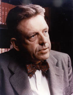 The notorious Alfred Kinsey