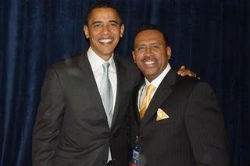 U.S. President Barack Obama, in an interview with talk radio host Michael Baisden, said, 'I probably should have used the word 'opponents' instead of enemies.'