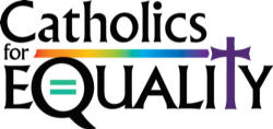 Logo of a group which calls itself 'Catholics for equality'