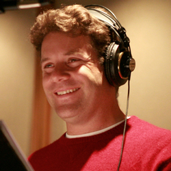 In the new Truth and Life Dramatized Audio Bible New Testament, Sean Astin plays the part of Matthew.