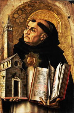 Saint Thomas Aquinas: lover of truth and obedience