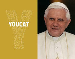 'YouCat' is short for 'Youth Catechism of the Catholic Church'
