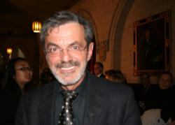Father Raymond Gravel, a Quebec Catholic priest who served as a Bloc Quebecois MP from 2006-8