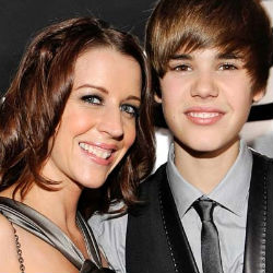 Pattie Mallette acknowledges that son Justin Bieber and her worlds are a million light years away from when she was a single mom trying to raise her singing sensation son all alone in their hometown of Stratford, Ontario in Canada.