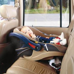 Toddlers Should Be Kept In Rear Facing Car Seats Until Two