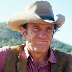 As U.S. Marshal Dillon in the 1955-75 CBS Western series, James Arness was justly famous for his portrait of a quiet, heroic man with an unbending dedication to justice and the town he protected.