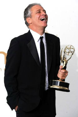 Jon Stewart won his 9th straight Emmy for 'The Daily Show with Jon Stewart.'