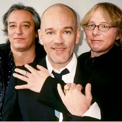 R.E.M. formed in Athens, Ga., in 1980 with singer Stipe, guitarist Peter Buck, bassist Mike Mills and drummer Bill Berry.